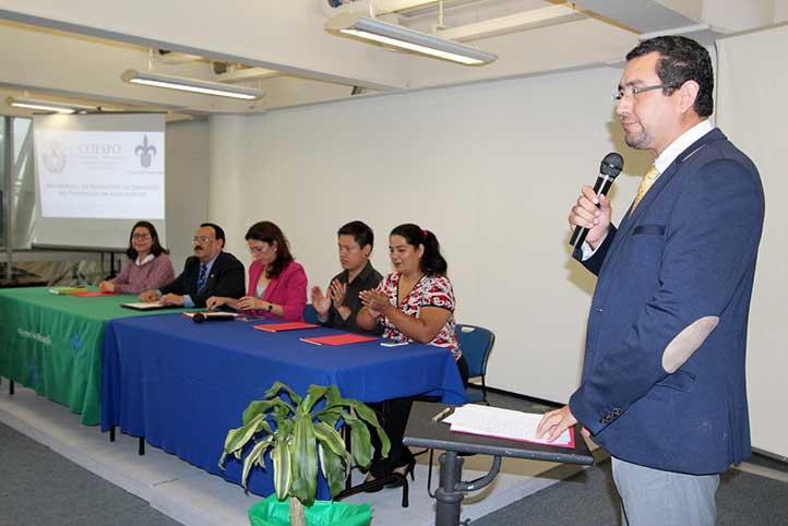 Joselito Muñoz Contreras, responsable del proyecto