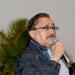 El escritor participó en Diálogos Interdisciplinarios por la Paz