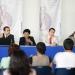 """Participantes de la mesa """"Apoyo a la formación integral de los estudiantes"""""""