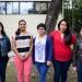 En la iniciativa participaron jóvenes de diversas facultades