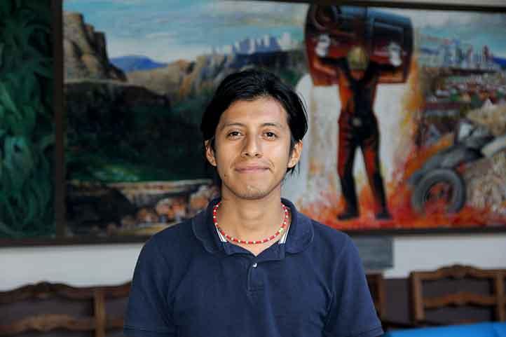 Carlos Daniel Torres Zeferino, de Las Selvas