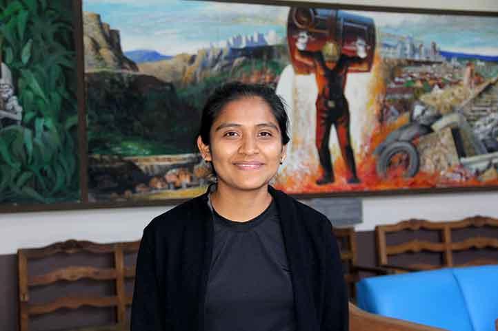 Celina Martínez Bautista, de Huasteca