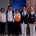 Yolanda Méndez Grajales (al centro) participó en el 1er Congreso Interinstitucional Jurisdiccional de Enfermería