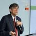 Antonio Lazcano Araujo impartió ponencia en la USBI