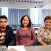 José Adrián Ruiz, Janeth Tello y Luz del Carmen Rivas