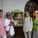 Laura Beverido, Nadia Medina, Paula Busseniers y Maliyel Beverido