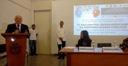 El Vicerrector dio la bienvenida a los participantes