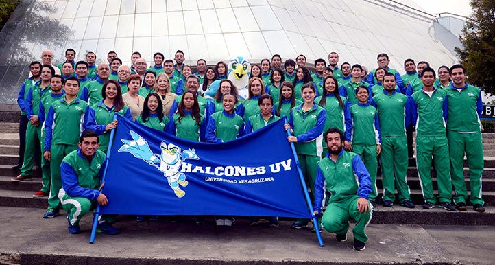 La delegación de la UV consiguió 948 unidades