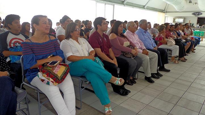 La presentación se realizó en el Reflexionario Mocambo