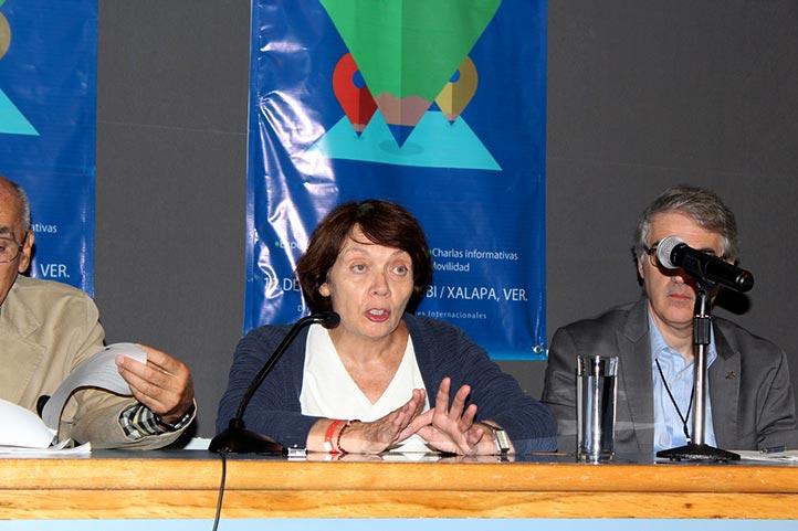Sylvie Didou Aupetit, investigadora del Cinvestav