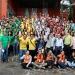 La Facultad de Arquitectura albergó la séptima edición, con la participación de más de 70 jóvenes