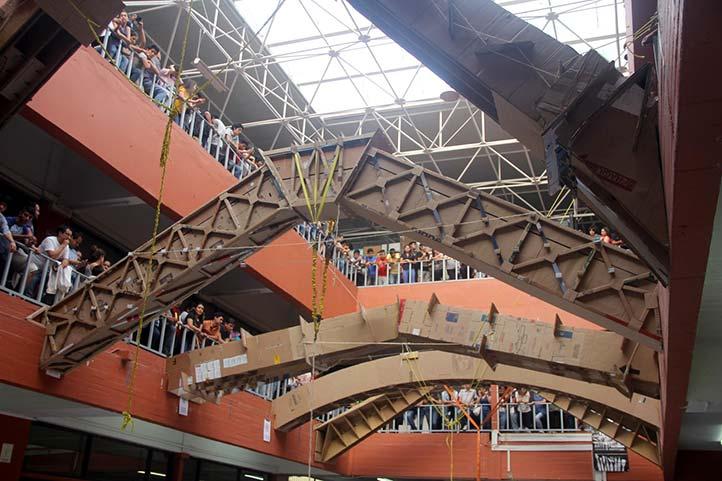 Se presentaron diversos diseños y estructuras