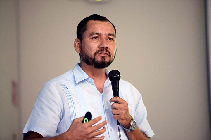 Agustín Lagunes Domínguez, de la FCA región Orizaba-Córdoba