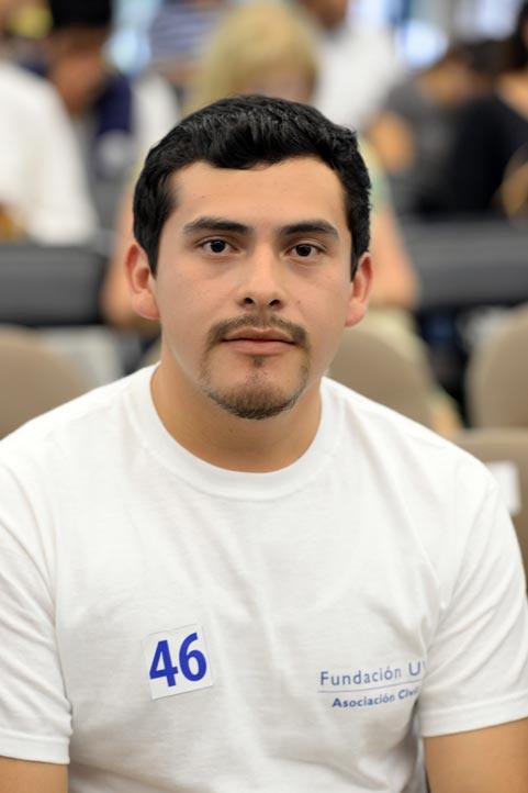 José Alonso Ronzón Limón