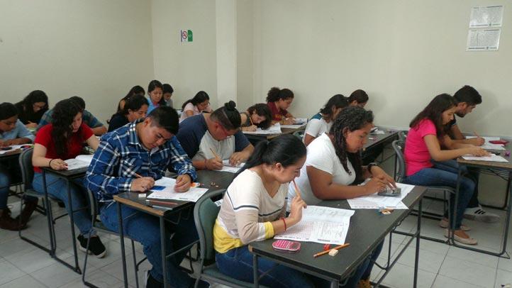 En Veracruz, la jornada se desrrolló en orden
