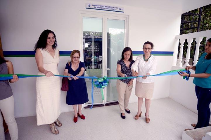 El espacio fue inaugurado el 19 de mayo