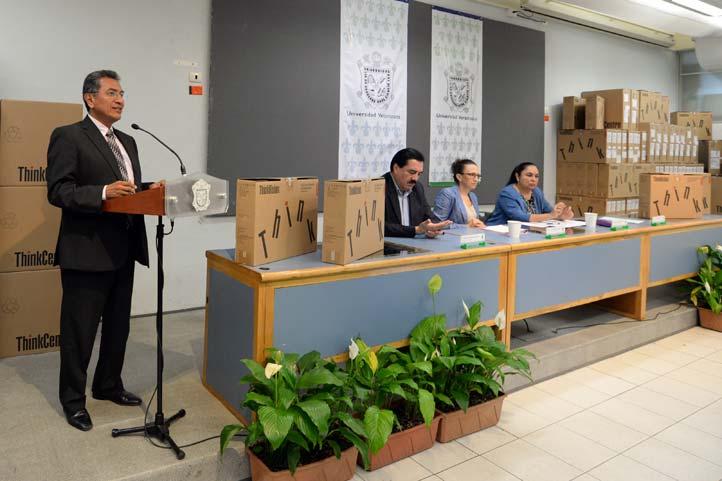 Gerardo García Ricardo, titular de la SAF, aseguró que el proceso de compra fue transparente
