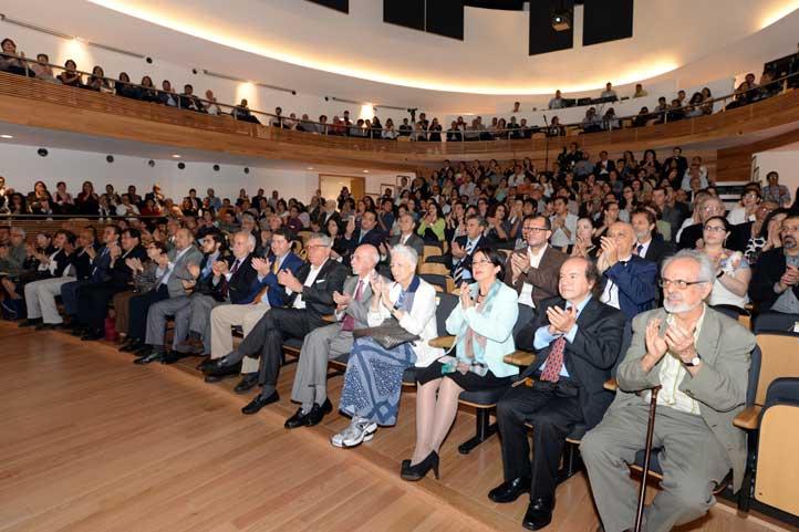 Consejeros e invitados especiales celebraron la condecoración