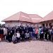 Los universitarios interactuaron con los pobladores