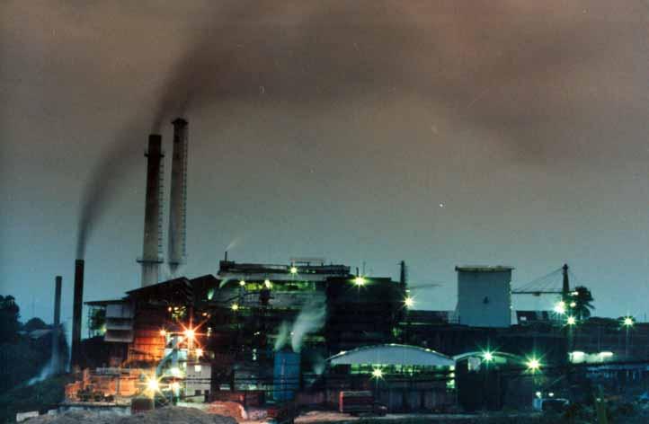 Contaminación atmosférica, entre los principales factores de riesgo