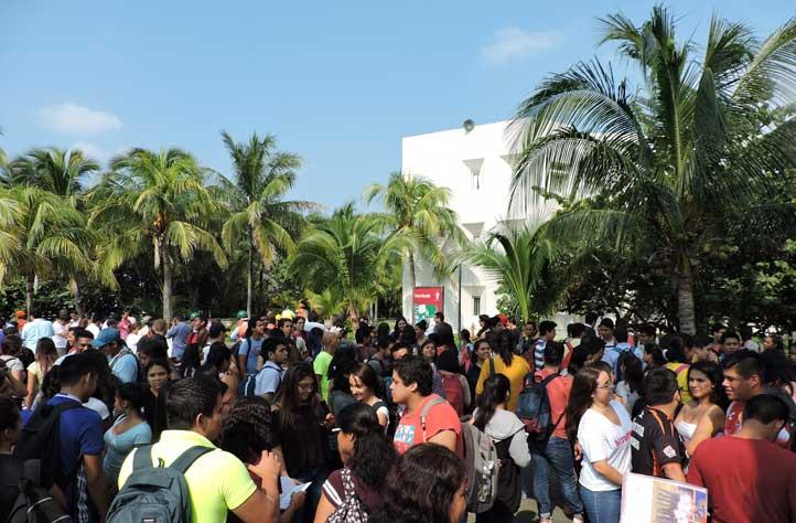 En Veracruz participaron alrededor de 14 mil personas