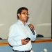 Marco Antonio Macías Ayaquica charló con estudiantes