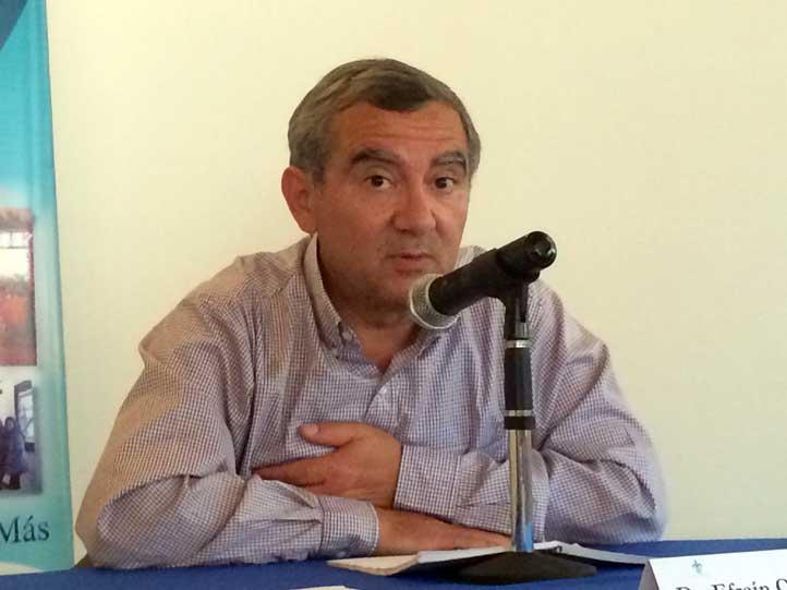 Es necesario conmemorar la gesta estudiantil: Efraín Quiñonez León