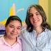 Rosalba León y Tania Romo, del IIB