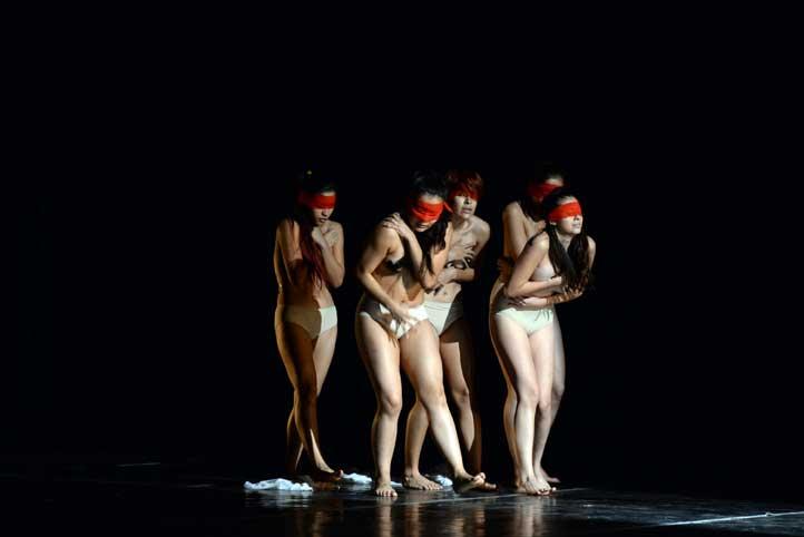 Se presentaron siete coreografías