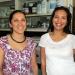 Rossana Zepeda y Claudia Juárez