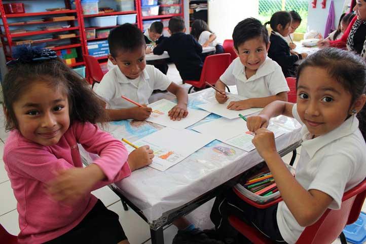 """Niños del Jardín """"Tenoch"""" escribieron su carta a los Reyes Magos"""