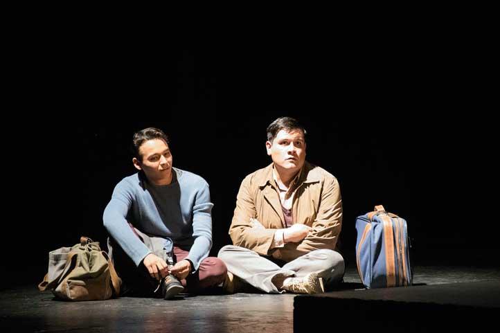 Cuerdas, de la Facultad de Teatro