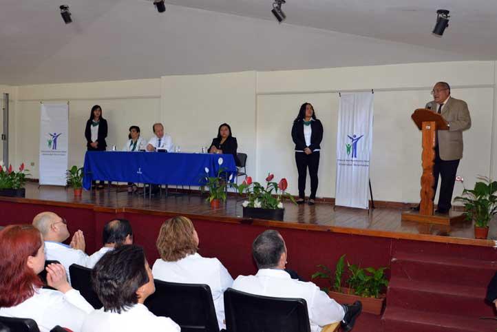 Pedro Gutiérrez Aguilar clausuró el curso