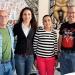 Integrantes del CIIA y del comité organizador