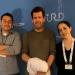 Mario Arteaga, Daniel Grimanelli y Ana Dorantes en el IRD de Francia (Foto: Inbioteca)