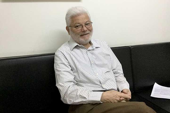Ángel José Fernández, director del IIL-L