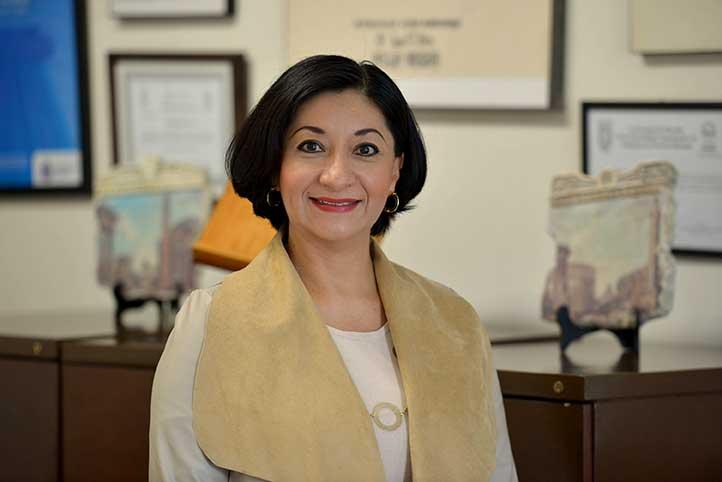 Bertha Alicia Ramírez Arce, coordinadora