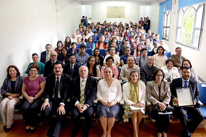 Comunidad y autoridades celebraron el logro, producto del trabajo colegiado