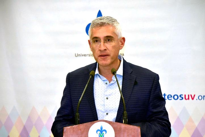 Facundo Pacheco Rojas, director ejecutivo de la Fundación UV