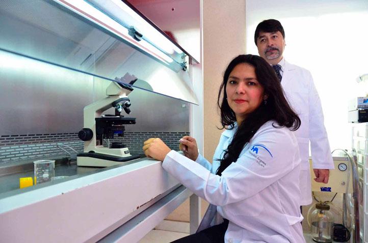 María Natividad Guzmán Tapia, docente de Medicina-Ciudad Mendoza