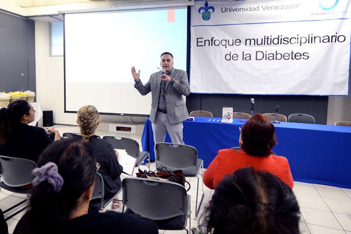 Luis Manuel Pérez Cruz impartió la conferencia inaugural