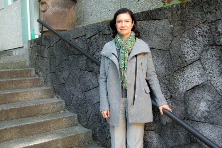 Julieta Varanasi González, directora