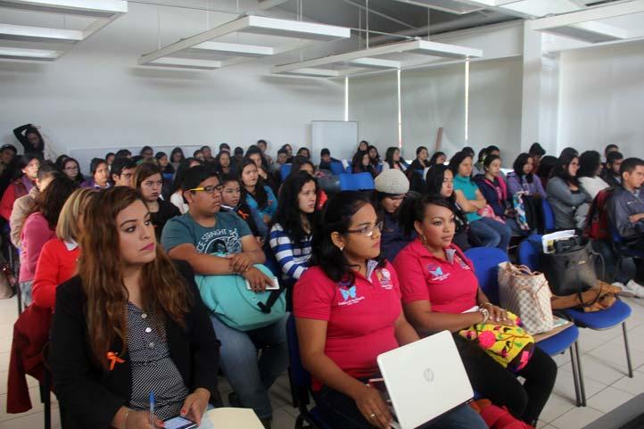 Estudiantes y académicos dialogaron sobre respeto y equidad