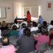 Cynthia Díaz Marte ofreció una conferencia sobre la vida de las activistas