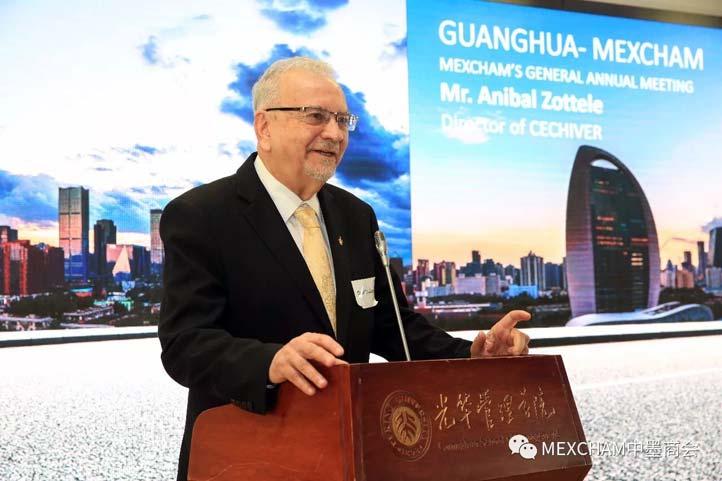Aníbal Zottele Allende, coordinador del CechiverAníbal Zottele Allende, coordinador del Cechiver
