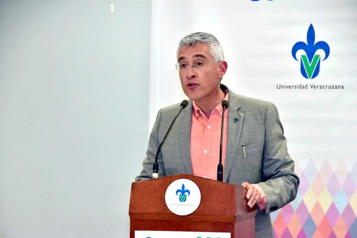 Facundo Pacheco Rojas, director de la Fundación UV