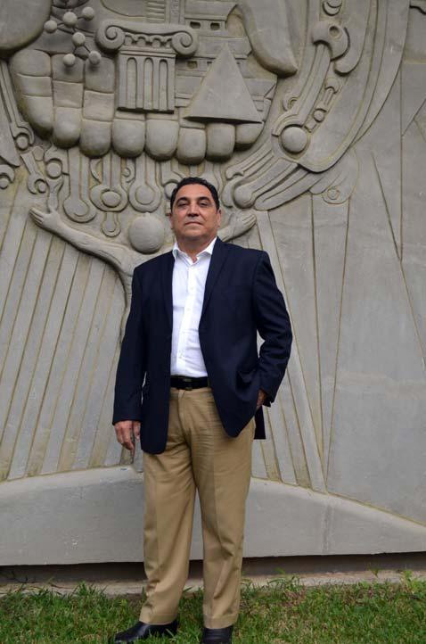 José Luis Alanís Méndez, vicerrector de Poza Rica-Tuxpan