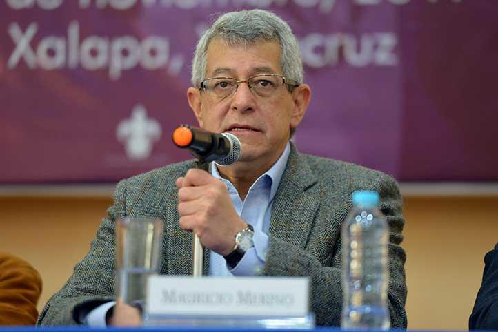 Merino Huerta es coordinador general de la organización Nosotrxs