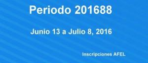 AFEL JUNIO-JULIO 2016