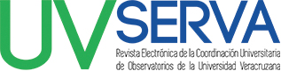 UVServa – Revista Electrónica de la Coordinación Universitaria de Observatorios